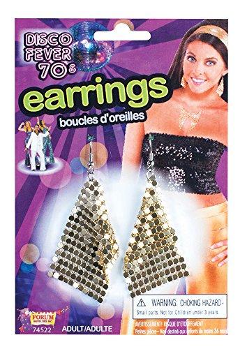Forum Novelties 70's Gold Diamond Shape Disco ()