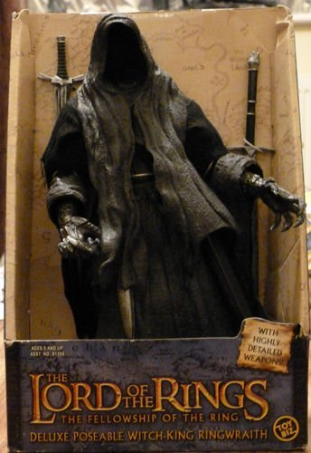 Lord Of The Rings Deluxe Poseable Witch-King