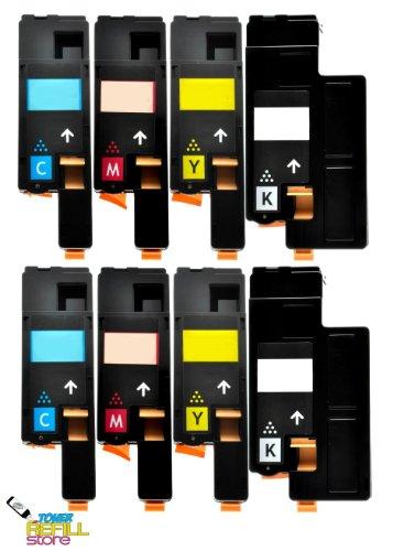 8 Xerox 106R01627 106R01628 106R01629 106R01630 Compatibl...
