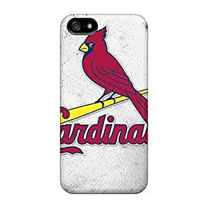 High-end Case Cover Protector For Iphone 5/5s(st. Louis Cardinals)