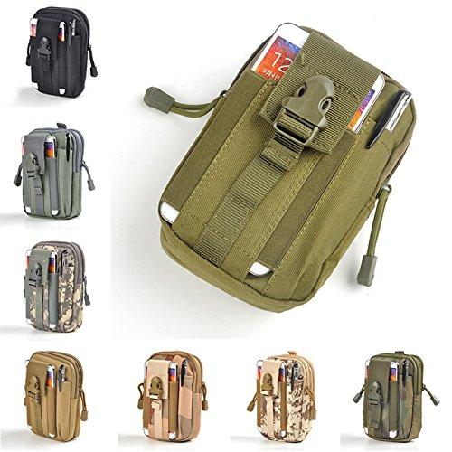 d2955b72f503 Waist Case Bag, Sporting D30 Molle Waterproof Outdoor Sport Waist ...