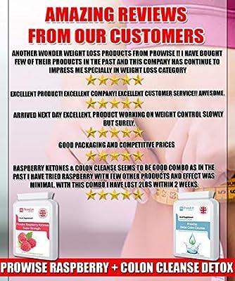 Raspberry + Colon Cleanse Detox Diet Slimming - Metabolismo de grasas, control de peso