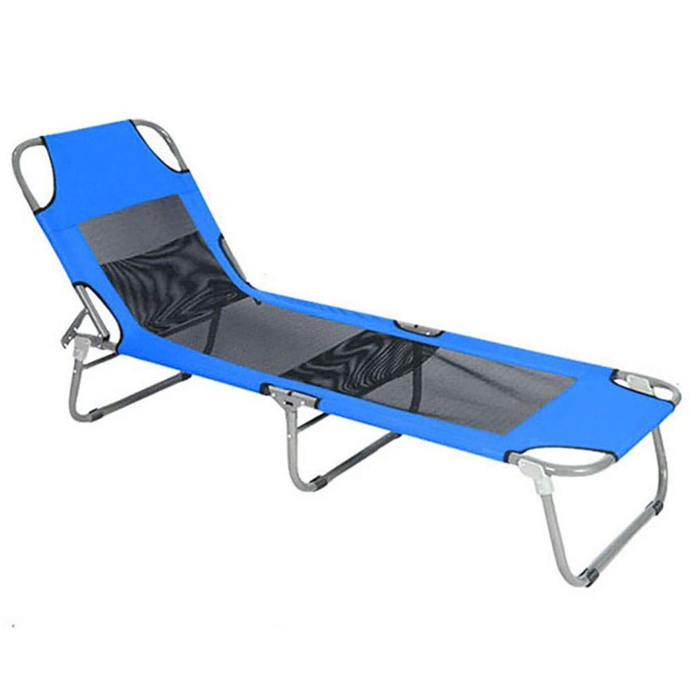 Klappbett Aluminium Camping Betten Reisen Outdoor Camping Single Camp Tragbare Leichte Klappbett Mehrzweck Klappbett Geeignet für Erwachsene, die viel Platz mögen.