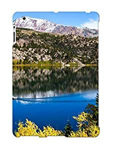 Guidepostee Case Cover For Ipad 2/3/4 - Retailer Packaging Boat On The Lake Protective Case