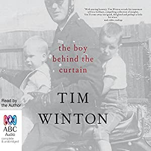 The Boy Behind the Curtain Audiobook