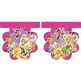 3M Printemps Disney Fairies Guirlande Drapeaux