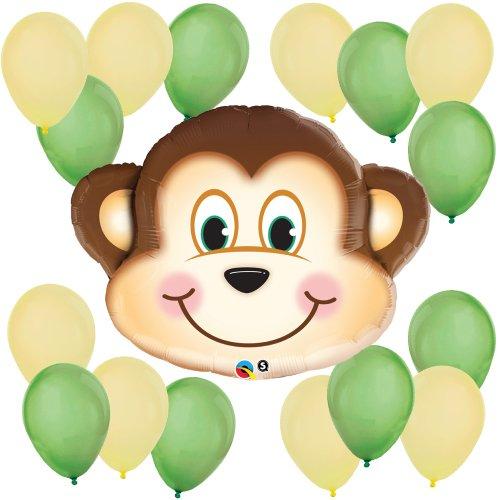 Mischievous Monkey (Mischievous Monkey Balloon)