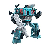 Transformers Toys Generations War for Cybertron: Earthrise Leader WFC-E23 Doubledealer...