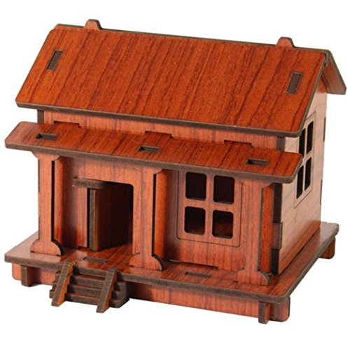 sandistore-diy-house-3d-puzzle-toys-wooden-adult-children-intelligence-brown