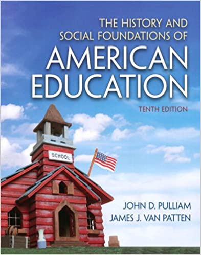 Amazon history and social foundations of american education history and social foundations of american education the 10th edition kindle edition fandeluxe Images