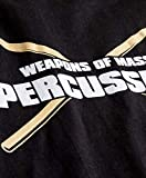 Weapons of Mass Percussion | Funny Drum Drummer