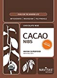 Navitas Naturals Organic Cacao Nibs, 8-Ounce Pouches