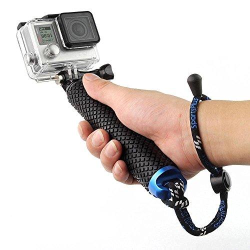 vicdozia-19-waterproof-hand-grip-adjustable-extension-selfie-stick-handheld-monopod-for-geekpro-gopr