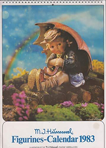 Hummel Figurines Calendar 1983