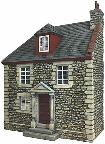W. Britains Diorama Accessory HA2003 Single Family House 1:32 - 1:30 Scale High Density Urethane Foam by W. Britains Toy Soldiers (Image #1)