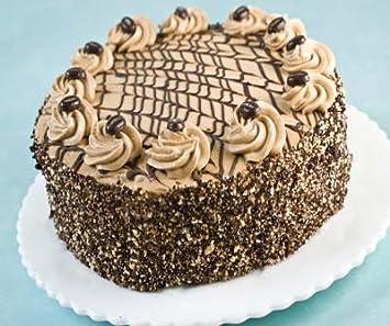 Mocha Cake Yellow Sponge Cake With Coffee Buttercream Frosting