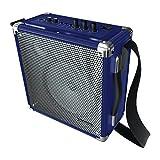 Polaroid PBT3003BL Wireless Bluetooth Amplifier Speaker (Blue)
