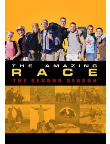 The Amazing Race (2002) Season 2 (3 Discs)