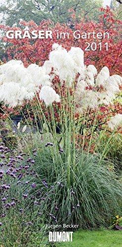 Gräser im Garten - Long Size Kalender 2011
