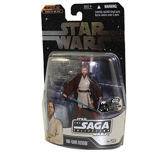 Star Wars - The Saga Collection - Episode III Revenge of The Sith - Basic Figure - EP3 OBI-Wan