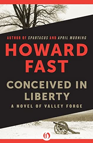 book cover of Conceived in Liberty