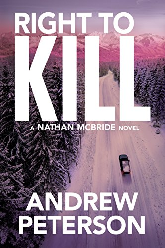 Right to Kill (The Nathan McBride Series Book 6) cover