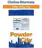 Powder City Choline Bitartrate (100 Grams)
