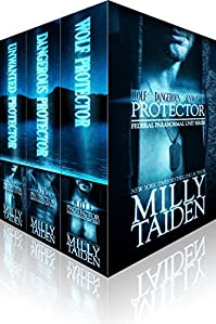 Federal Paranormal Unit Bundle by Milly Taiden ebook deal