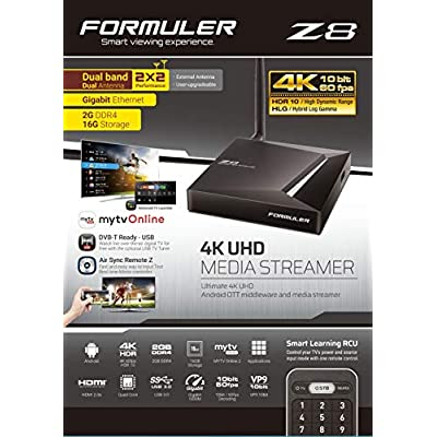 Formuler Ultimate UHD Android OTT Box