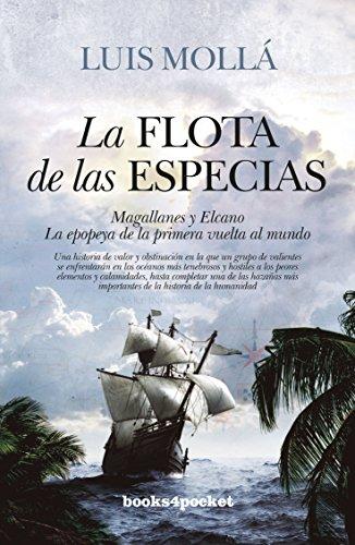 Libro : La flota de las especias (Books4pocket)  - Luis  ...