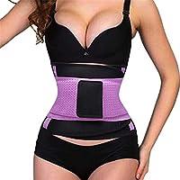 FOUMECH Women's Waist Trainer Belt-Waist Cincher Trimmer-Slimming Body Shaper Belt-Sport Girdle Belt by FOUMECH
