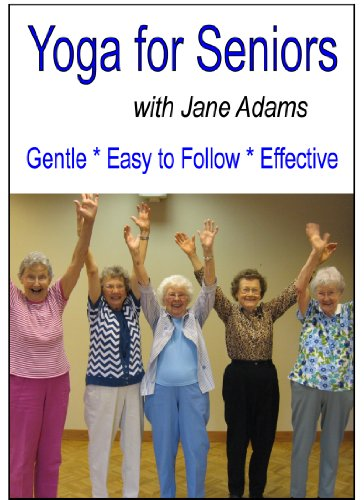 Yoga for Seniors with Jane Adams:  Improve balance