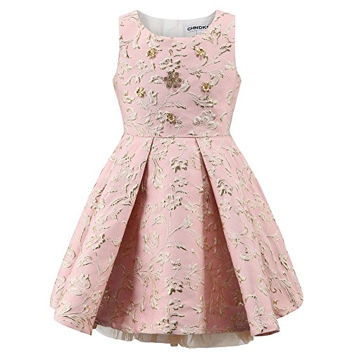 childdkivy Little Girls Clothes Party Dress Toddler/Kid (3(2-3year),