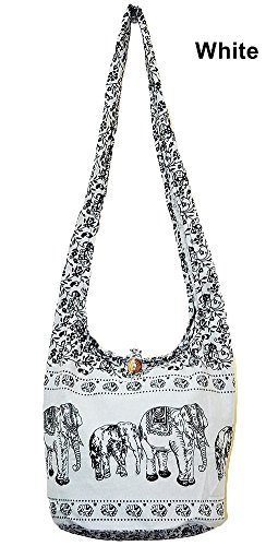 ELEPHANT SLING SHOULDER CROSSBODY BAG (Psychedelic Elephant Baby Costumes)