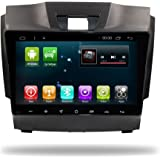 Car Radio GPS 9 inch Android 8.0 Octa Core Navi for Chevrolet Trailblazer Isuzu D-
