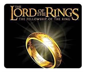 Film The Lord of the Rings Logo Rectangle mouse pad by atmyshop