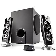 Cyber Acoustics CA-3602FFP 30W Powered Speaker System with Control Pod(CA-3602FFP)
