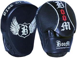 BOOM Prime Gel Boxing Curve Focus Pads Sachet de percussion MMA UFC Kick Strike Muay Thai Training