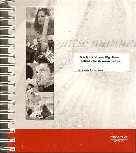 Oracle Database 10g Dba Handbook Pdf