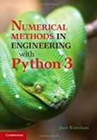 Numerical Methods in Engineering with Python 3, 3rd Edition Front Cover