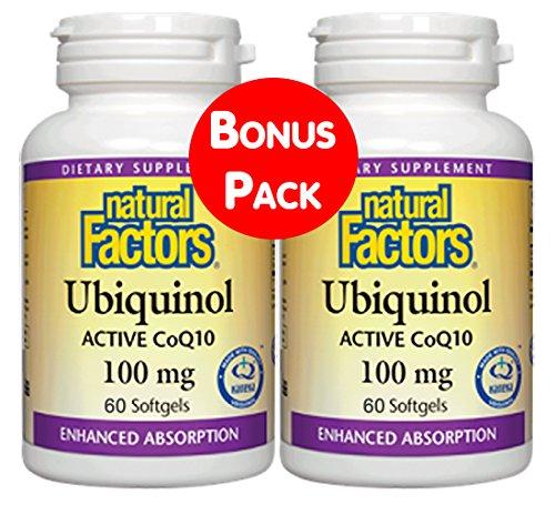 natural factors coq10 - 5