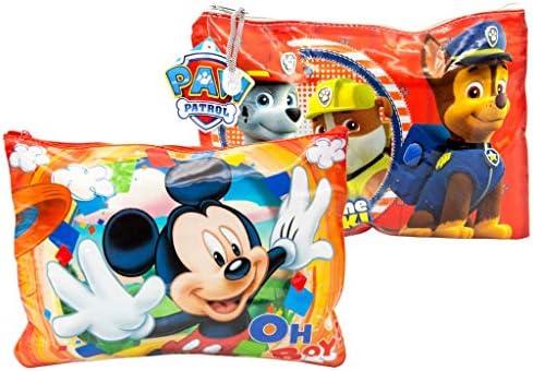 Lote de 6 Originales Estuches-Neceseres Infantiles Disney ...