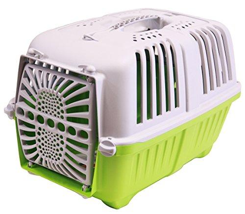 BPS (R) Transportín Rígido para Animales Domésticos (AMARILLO)