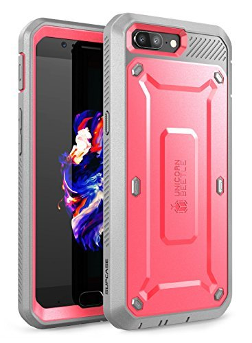 OnePlus 5 Case, SUPCASE Full-Body Rugged Holster Case with Built-in Screen Protector...