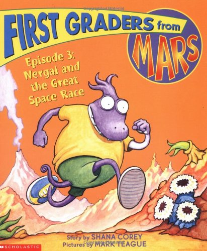 First Graders From Mars (4 Mars Jordan)