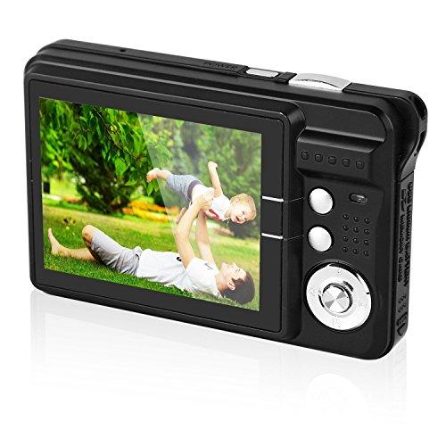 powerlead hd mini digitalkamera mit 2 7 zoll tft lcd display schwarz ebay. Black Bedroom Furniture Sets. Home Design Ideas