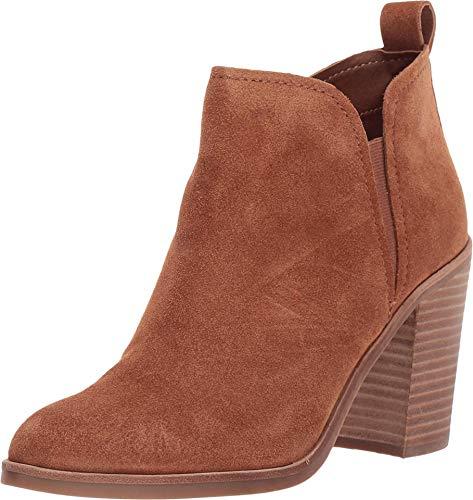 Dolce Vita Sarla Brown Suede 7 (7 Dolce Boots Vita)