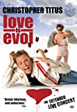 img - for Christopher Titus: Love is Evol by Comedy Central book / textbook / text book