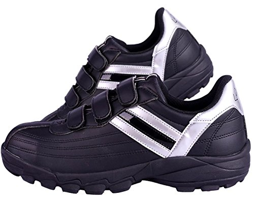 Ddtx Hommes Acier Embout Acier Semelle Intercalaire Chaussures De Travail Antidérapantes Sécurité Noir