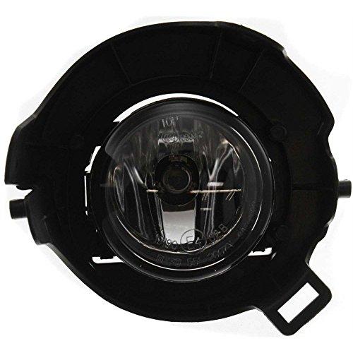 (Winjet WJ30-0150-09 OEM Series for [2005-2011 Frontier] [2005-2008 Nissan Pathfinder] Clear Lens Driving Fog Lights)